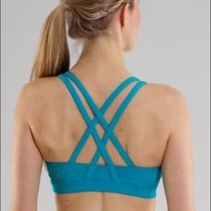 Lululemon Energy Bra in Surge Blue